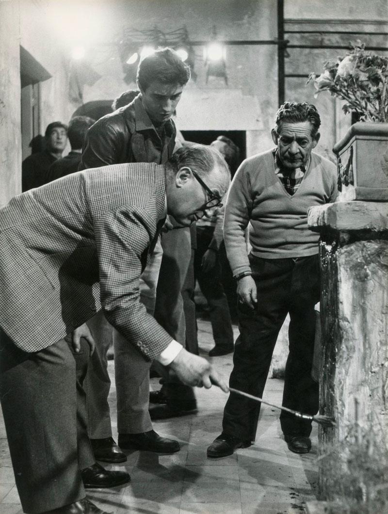 Nato Frascà con Mario Camerini