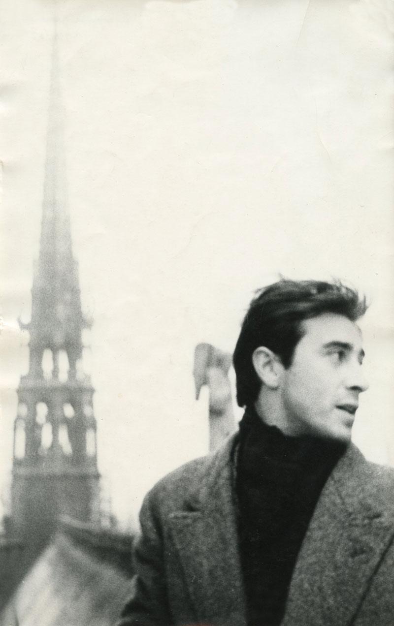 Parigi 1961-62 Sainte-Chapelle