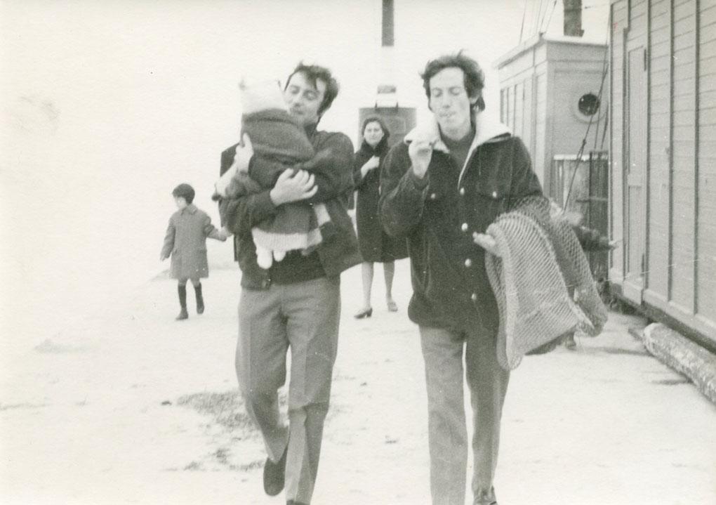 1967 con Mario Masini