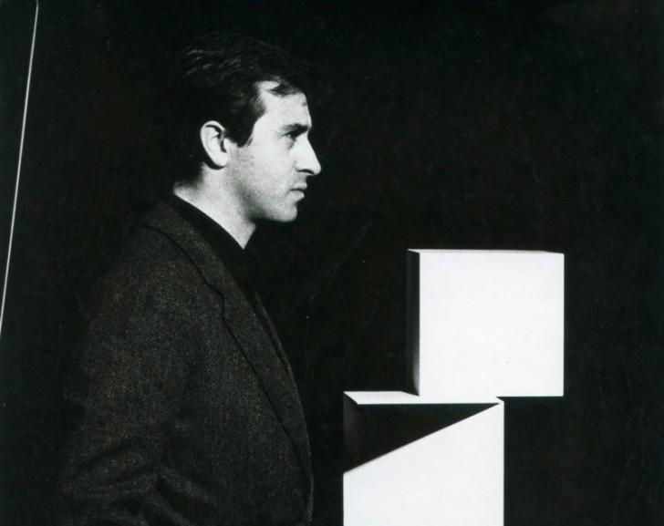 ROMA 1965 con Modulare cubico