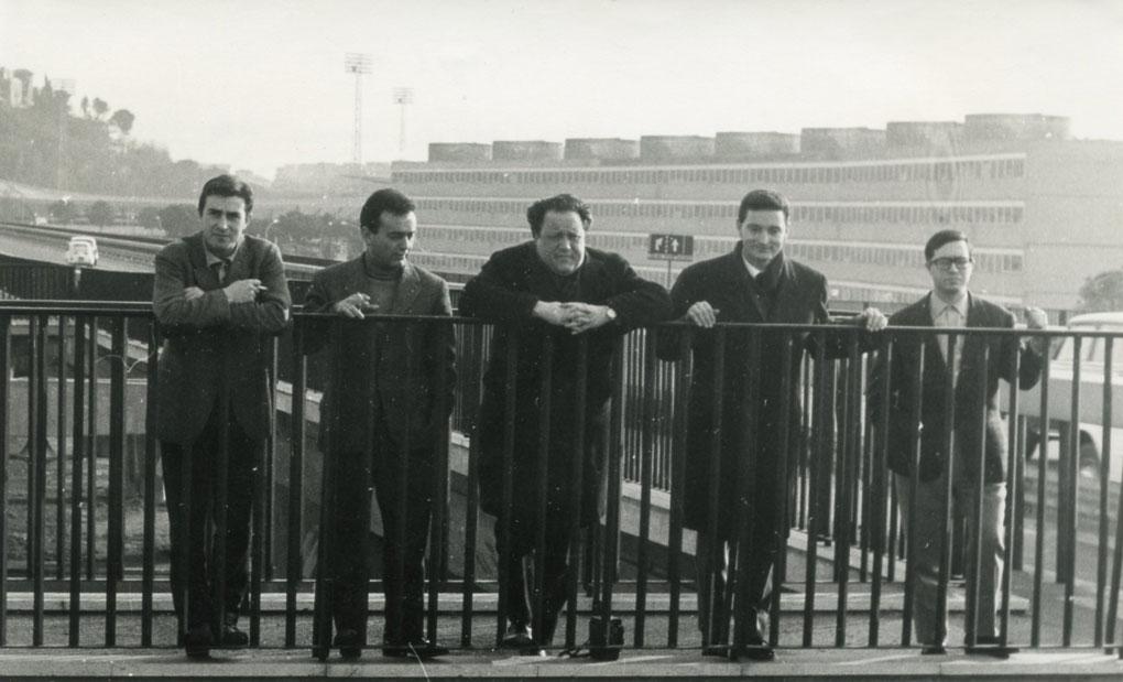 ROMA 1964 Gruppo Uno