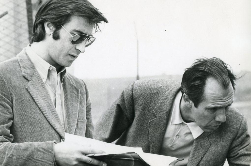LUCERNA 1969 con Nelo Risi