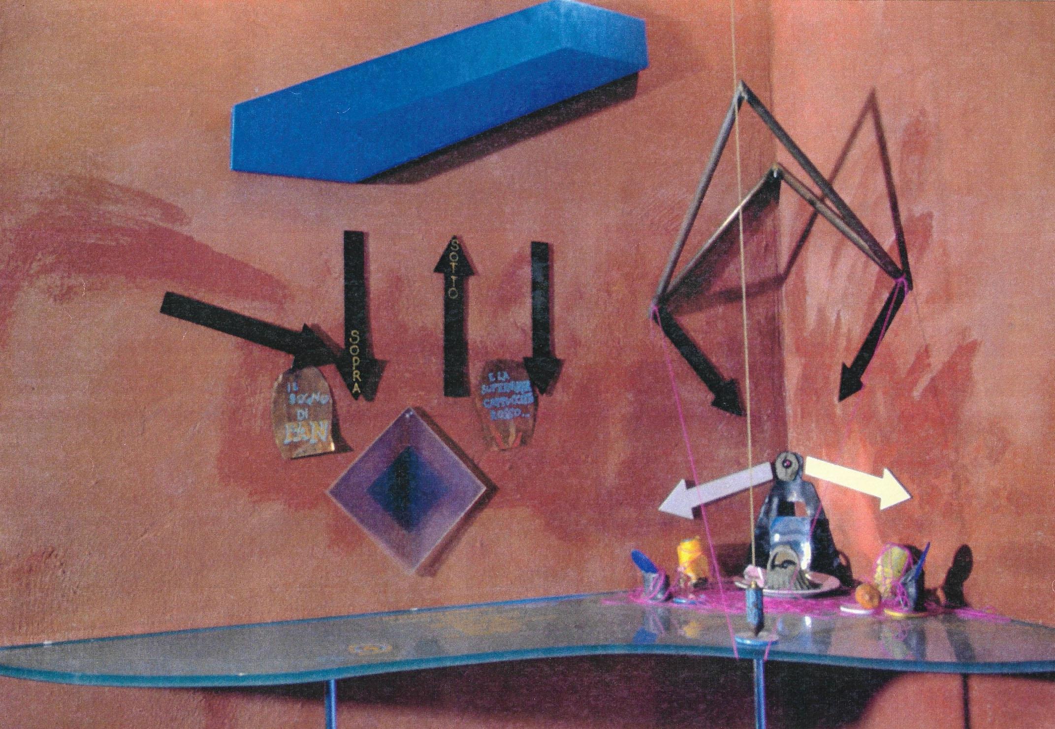 Nato Frascà Picasso Cafè 1991