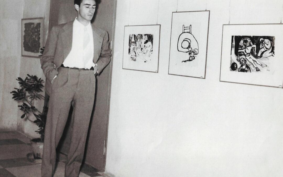 1955 Roma: Palazzo delle Esposizioni