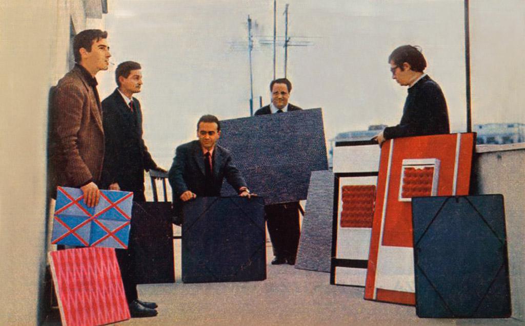 1963 i colori del Gruppo 1