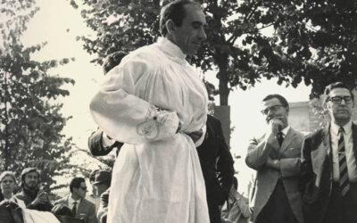 1969 Don Mazzi all'Isolotto
