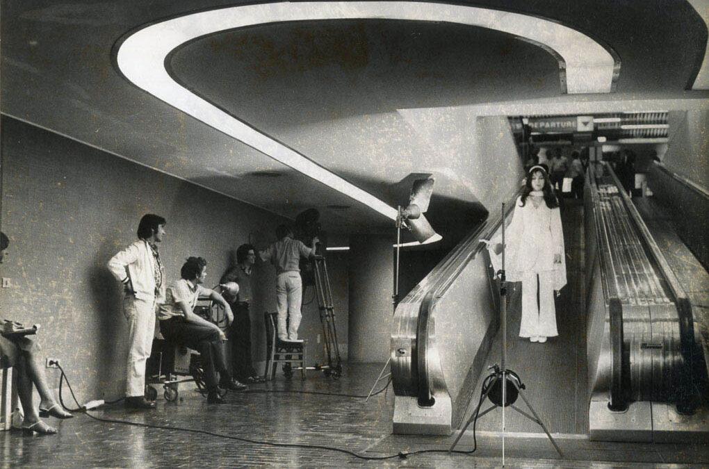"MILANO 1968-69 regista di ""Informazione leitmotiv"""